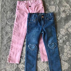 Cat & Jack Skinny Jeans • sz 4T